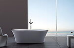 Catia Freestanding Soaking Tub 65