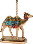 Camel Ornament Carousel Statue