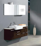 Loza - Modern Bathroom Vanity Set 55