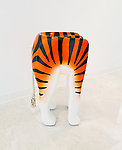 Rainforest Tiger Bar Stool