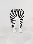 Rainforest Zebra Bar Stool