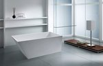 Alard Solid Surface Modern Bathtub 67