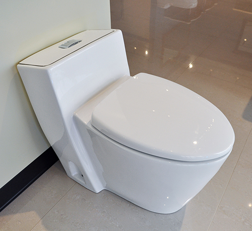 Modern Bathroom Toilet Monte Carlo
