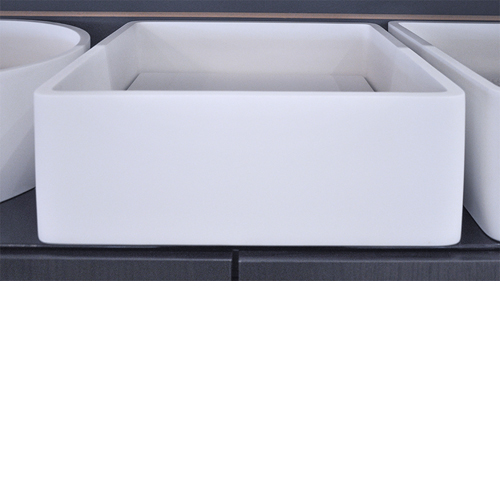 Solid Surface Sink Bathroom Vessel Sink Cloud Ii
