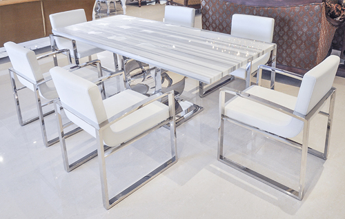 Marble Dining Table   Modern Dining Table   Contemporary Dining Table